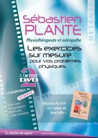 Sebastien plante - 2 dvd  les exercices sur mesure