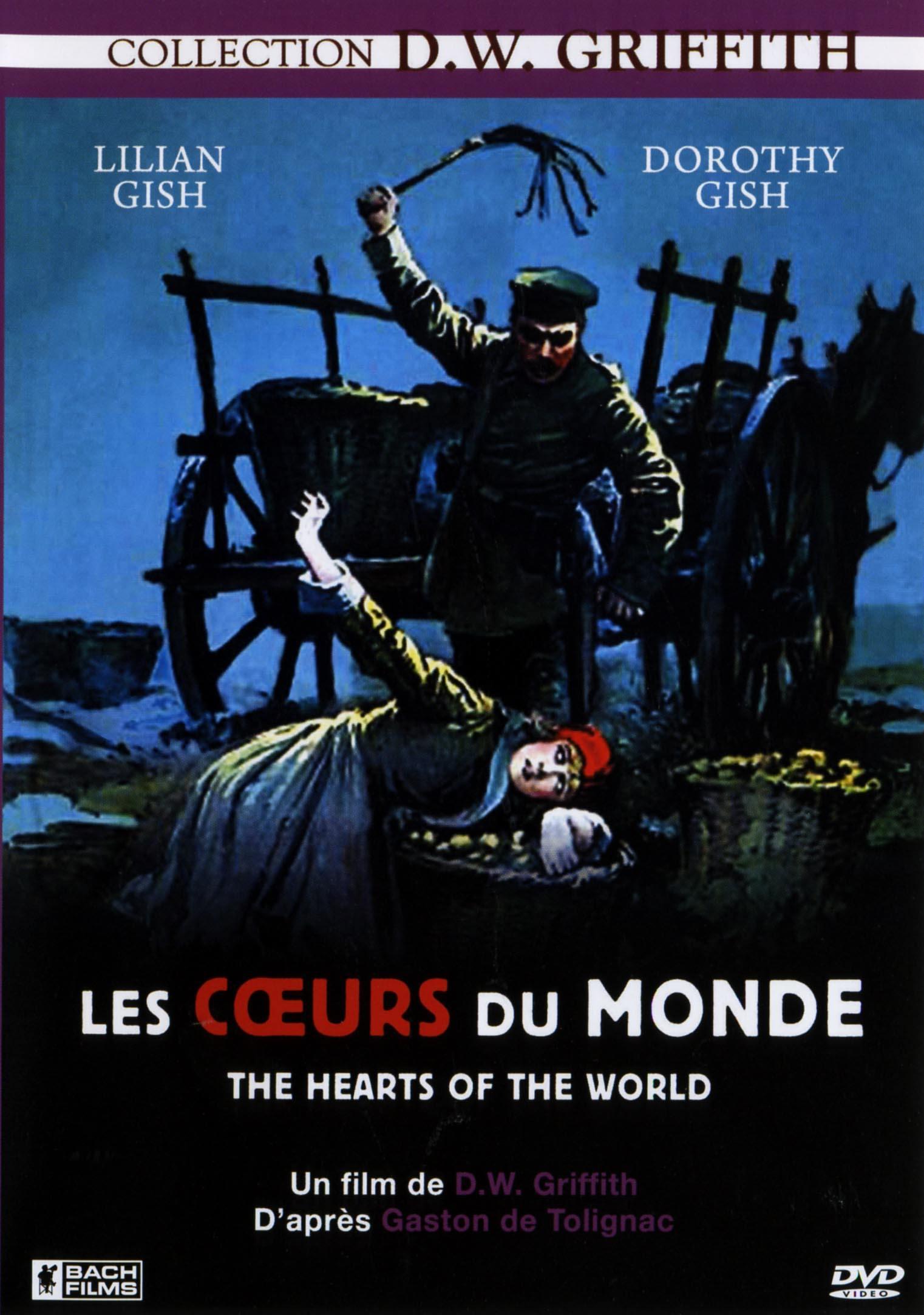 Les coeurs du monde - dvd