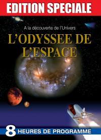 Odyssee de l espace (l') - 4 dvd
