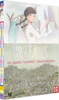 Pigtails et autres contes extraordinaires - 5 films - dvd