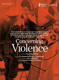 Concerning violence - dvd