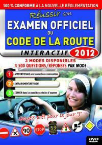 Coffret code de la route 2012