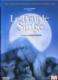 Le peuple singe - dvd