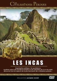 Les civilisations perdues -les incas - dvd