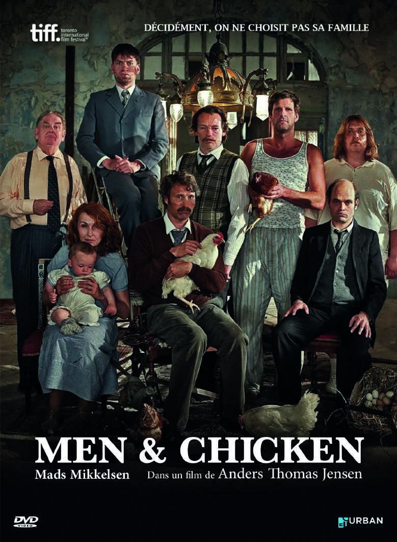 Men & chicken - dvd