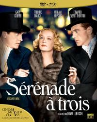 Serenade a trois - combo dvd + blu-ray