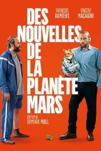 Des nouvelles de la planete mars - dvd