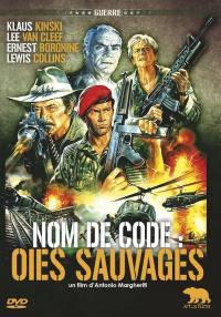 Nom de code : oies sauvages - dvd