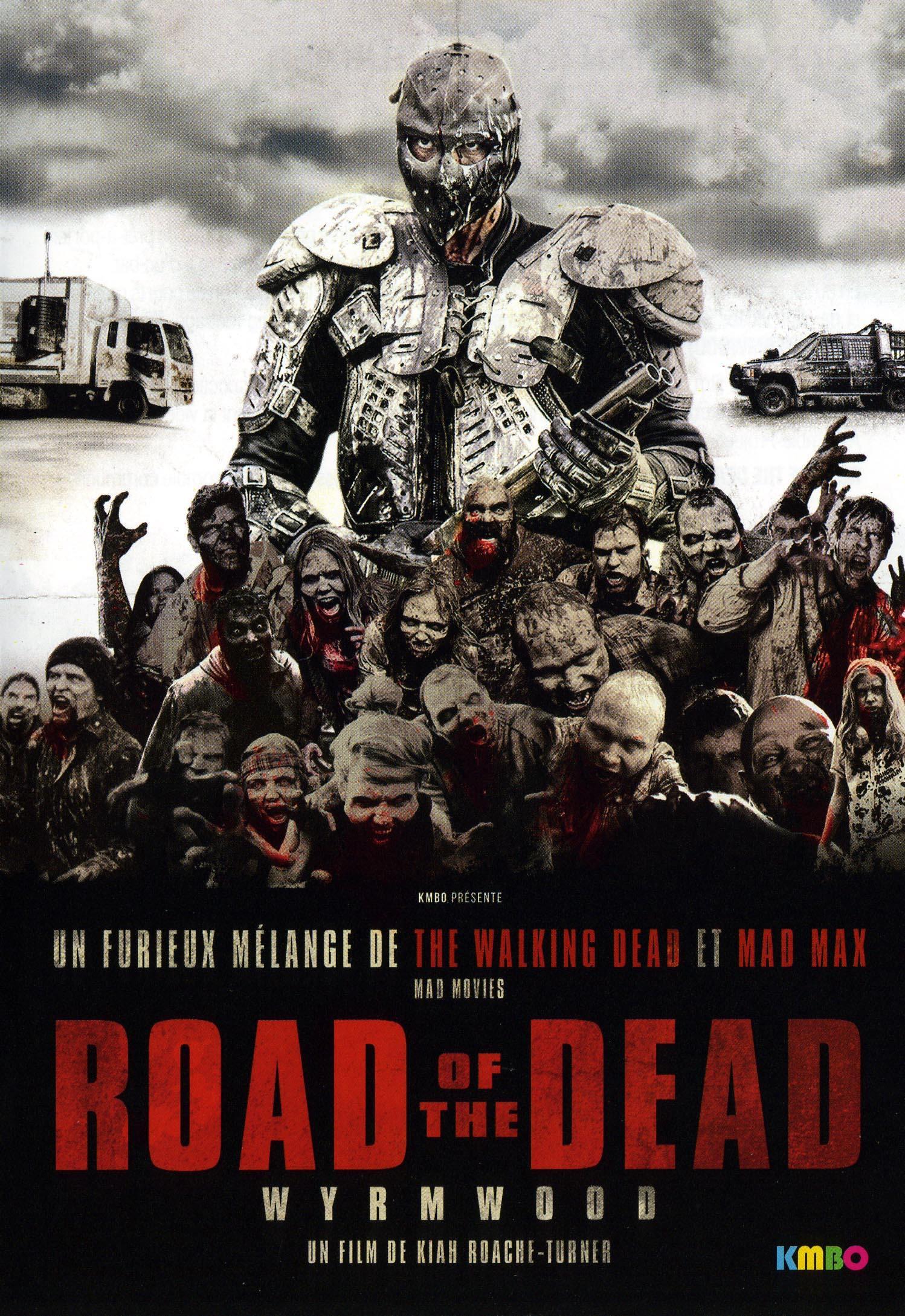 Wyrmwood : road of the dead - dvd