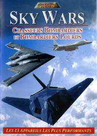 Sky wars - dvd  chasseurs bombardiers