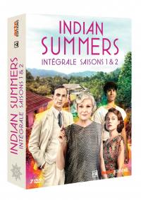 Indian summers saison  1 + 2 - 7 dvd