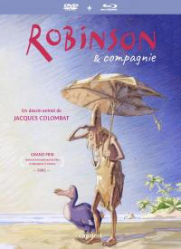 Robinson et compagnie - combo dvd + blu-ray