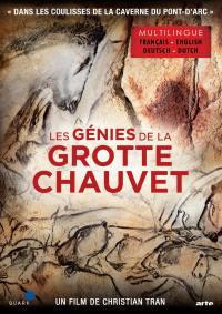 Genies de la grotte chauvet (les) - dvd