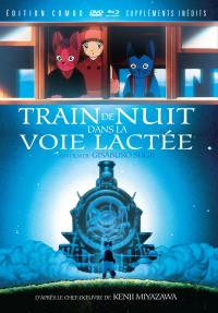 Train de nuit dans la voie lactee - combo dvd + blu-ray