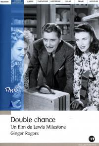Double chance - lucky partners - dvd