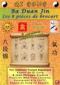 Qi gong baduan jin - dvd