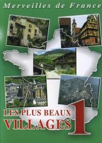 Plus beaux villages vol1 - dvd  merveilles de france