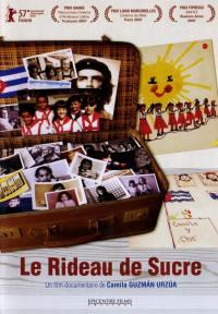 Cuba. rideau de sucre - dvd