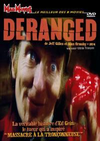 Deranged - dvd