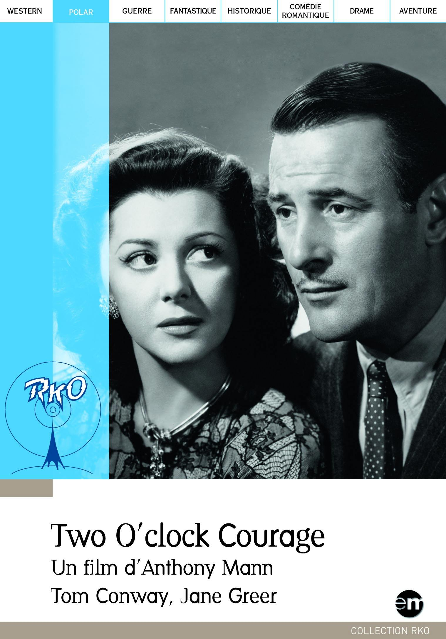 Two o'clock courage - dvd