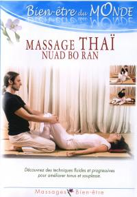 Massage thai 1 - dvd
