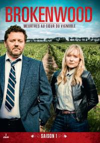 Brokenwood s1 sans fourreau - 2 dvd