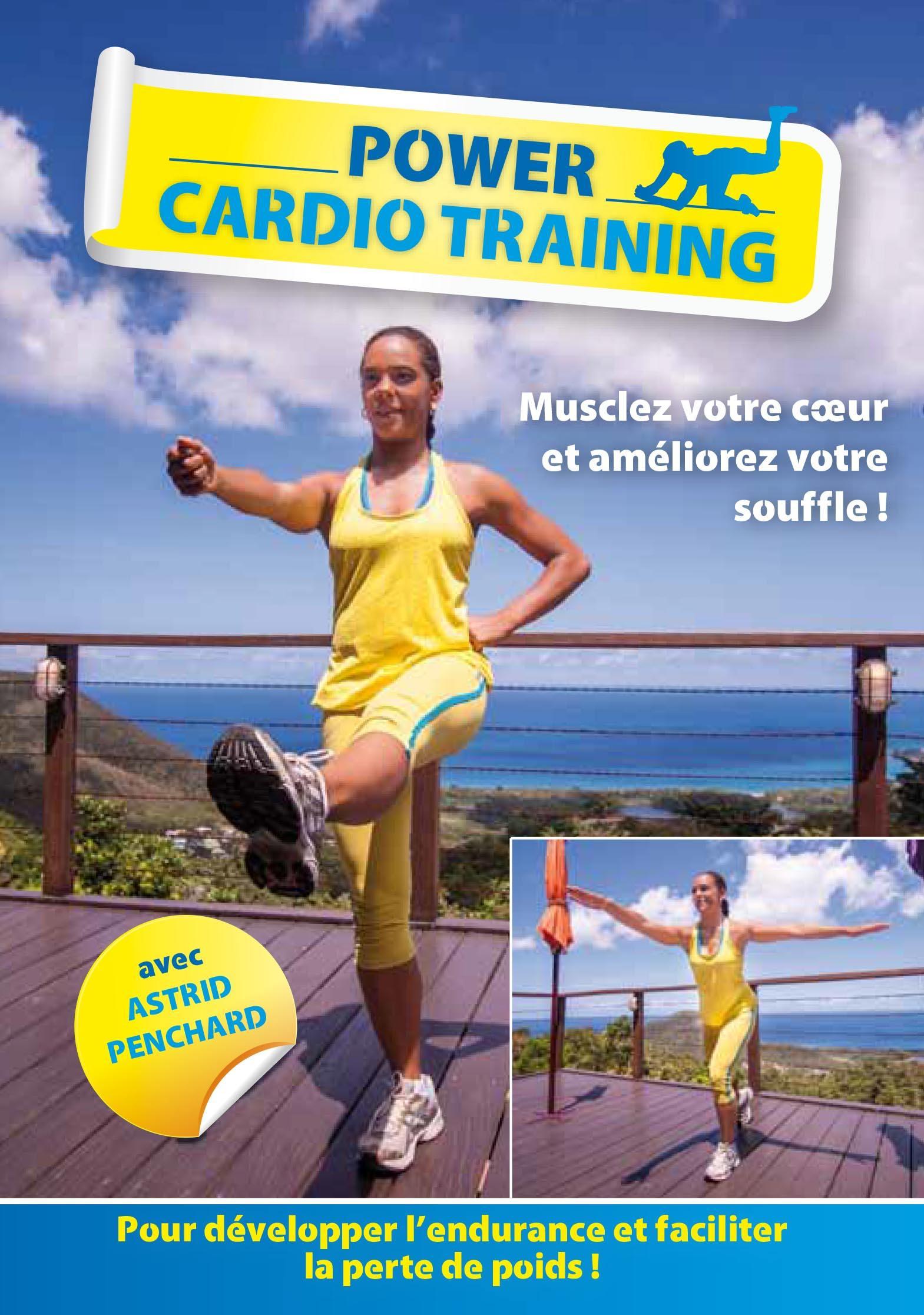 Power cardio training - dvd