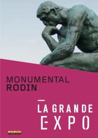 Grande expo (la) - monumental rodin - dvd