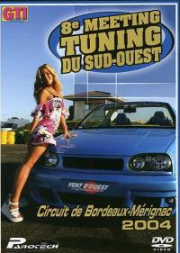 8eme meeting sud ouest - dvd  tuning