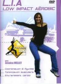 Lia vol 4 - dvd  low impact aerobic