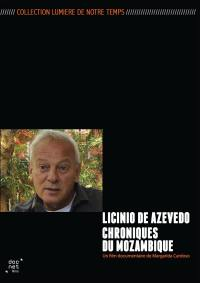 Licinio de azevedo - dvd