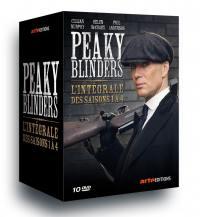 Peaky blinders s1 a s4 - 10 dvd