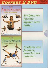 Cuisses et abdos - 2 dvd