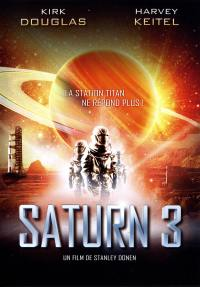 Saturn 3 - dvd