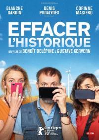 Effacer l'historique - dvd