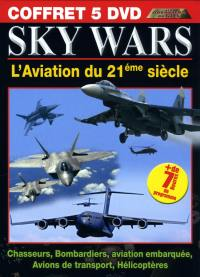 Coffret 5 dvd sky wars