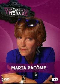 Maria pacome - 2 dvd-boulevard du theatre