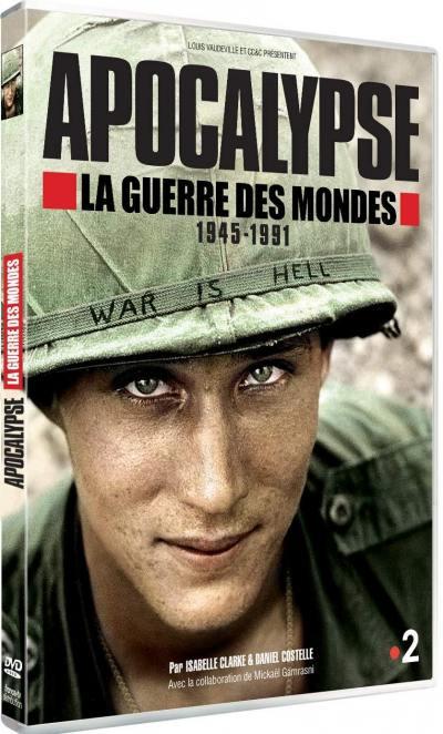 Apocalypse la guerre des mondes - 3 dvd