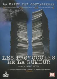 Protocoles de la rumeur - dvd