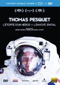 Coffret thomas pesquet - combo 2 dvd + 2 blu-ray