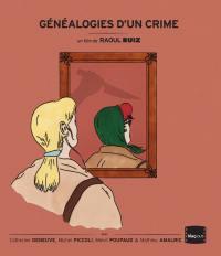 Genealogie d'un crime - combo dvd + blu-ray