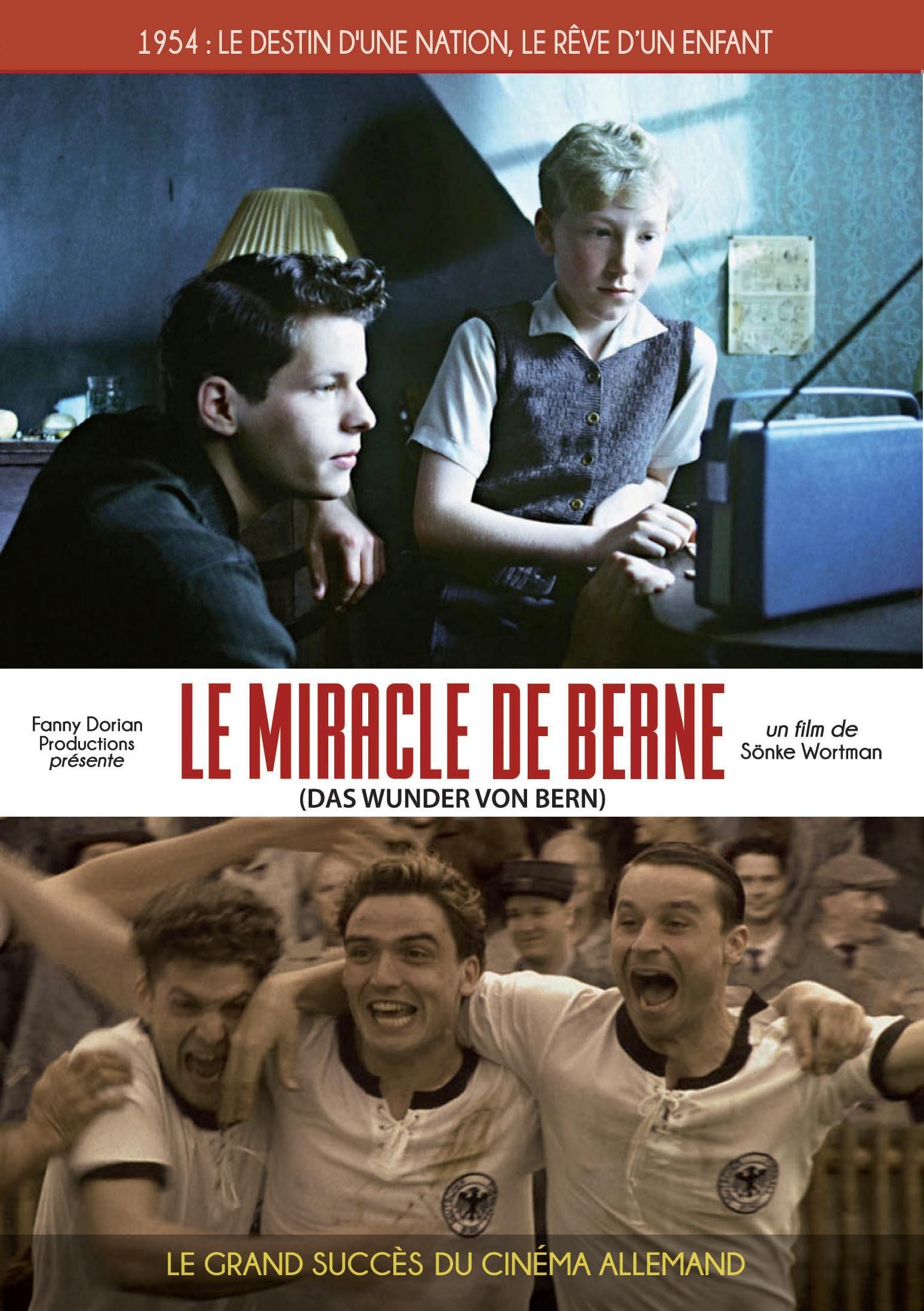 Miracle de berne (le) - dvd