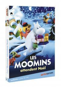 Moomins attendent noel (les) - dvd