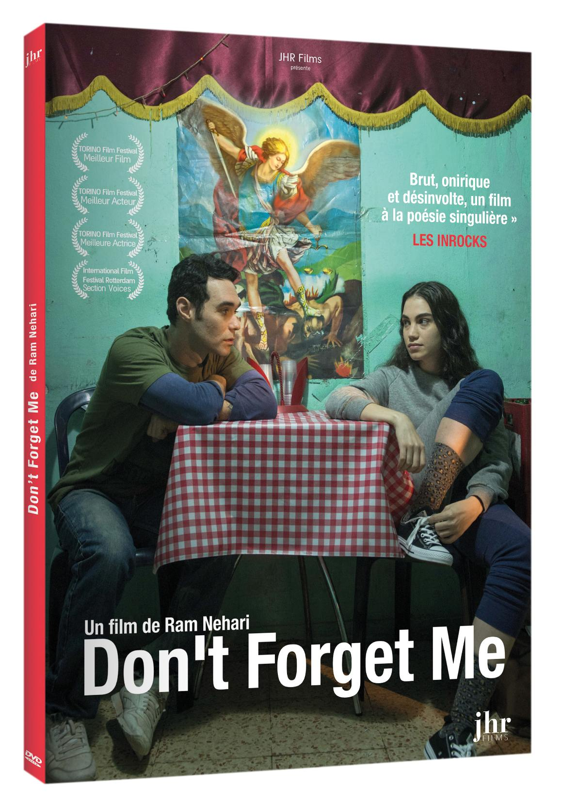 Don't forget me- dvd
