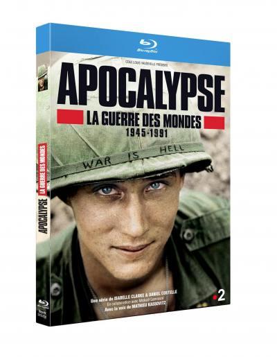 Apocalypse la guerre des mondes - 3 blu-ray