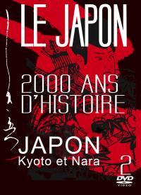 Japon  2000 ans d'histoire (le)  - kyoto & nara - 2 dvd