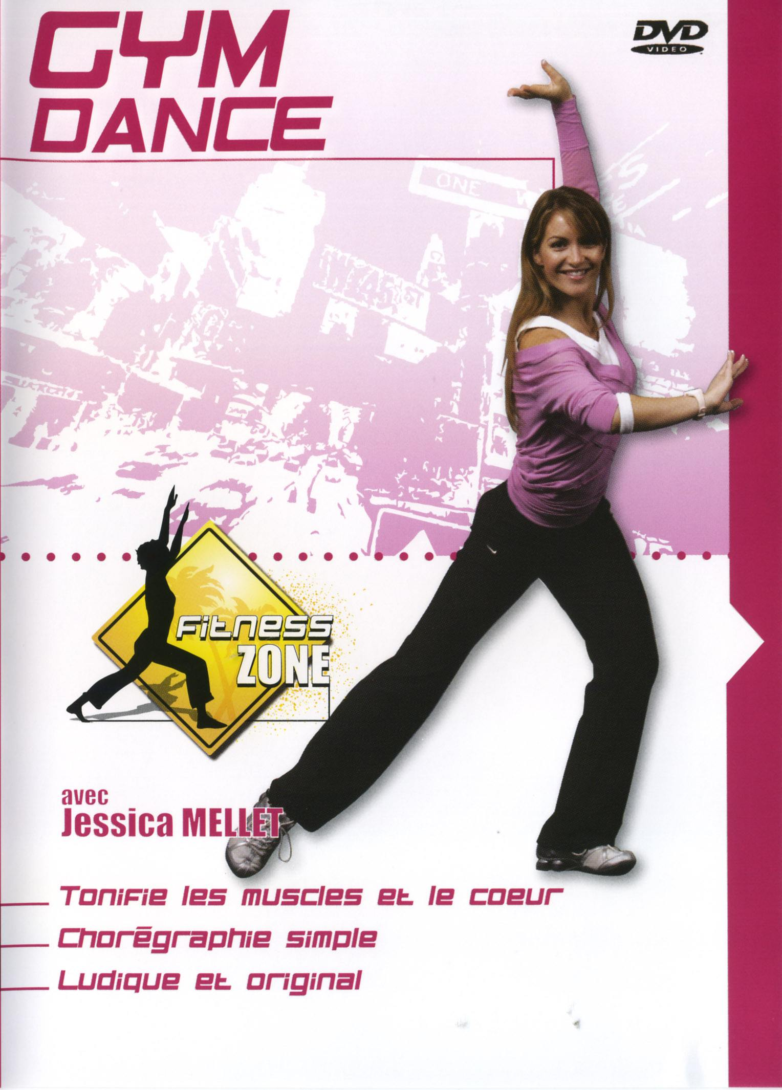 Gym dance vol 6 - dvd
