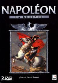Coffret 3 dvd napoleon  la legende