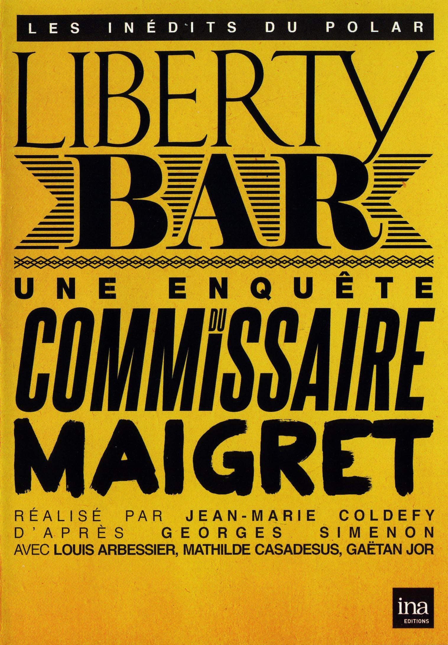 Liberty bar - dvd
