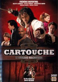 Cartouche - 2 dvd  le brigand magnifique